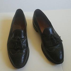 Allen Edmonds Black Mansfield Loafer Dress Shoe